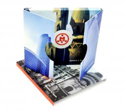 Диджипак CD формата со створками и обечайкой. MasterBank