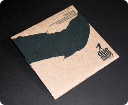 Эко-конверт. Due mano sinistra.