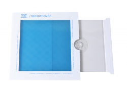Индивидуальная упаковка для музыкального альбома