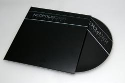 Конверт для диска с печатью.