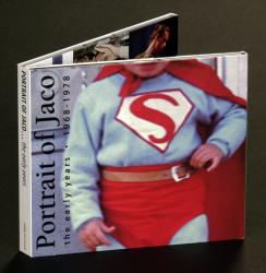 Диджипак на 2 CD диска со слипкейсом и буклетом. Portrait Jaco.