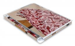 Супер джевел кейс формата  DVD на 1 диск. Red rose mix.