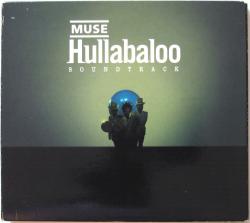 Диджипак CD формата на 2 диска + буклет. Muse.