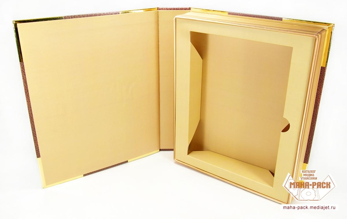 Коробки для книг своими руками